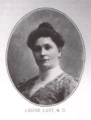 Louisa Lust Portrait